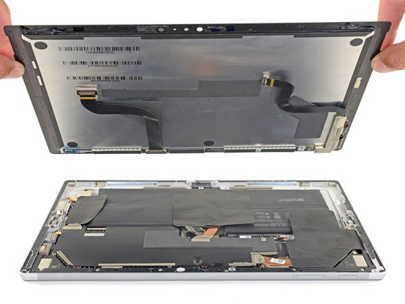 Microsoft Surface Pro 7 Screen Replacement