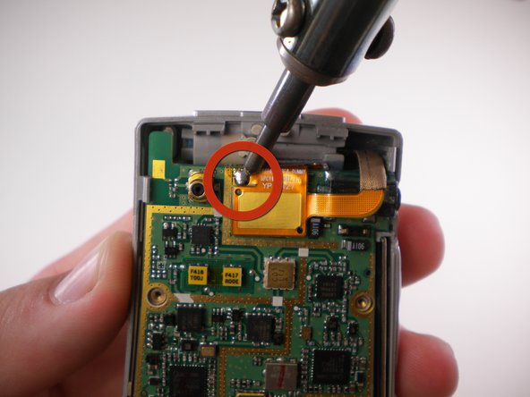 LG VX4500 motherboard replacement