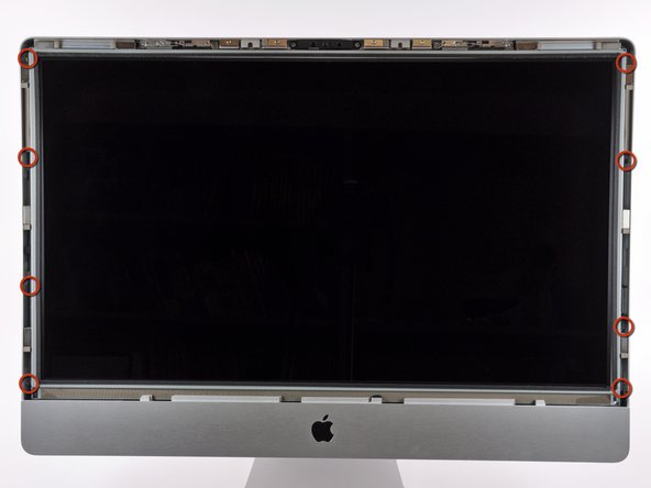 "iMac Intel 27"" EMC 2390 Display Replacement"