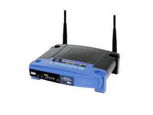 Linksys WRT54G Repair