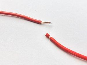 Damaged Wire