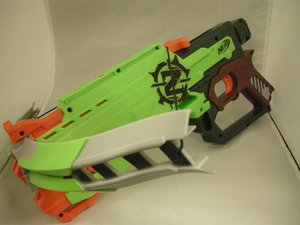 Nerf Zombie Strike Crossbow Repair