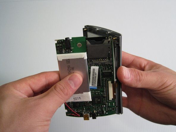 Tungsten E Power Button Repair