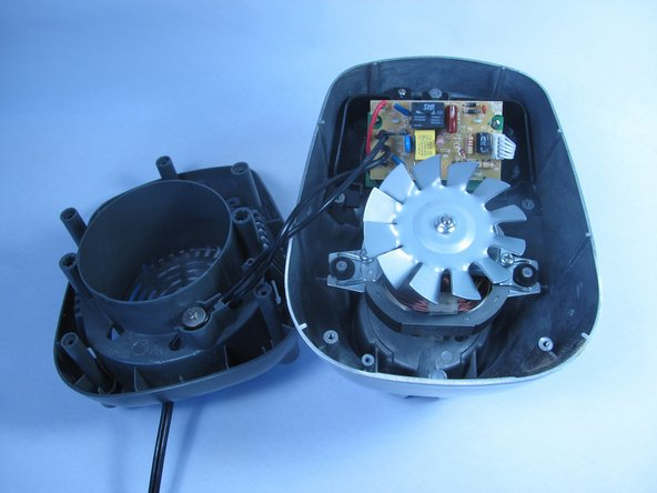 Black and Decker BL3000S Motor Fan Replacement