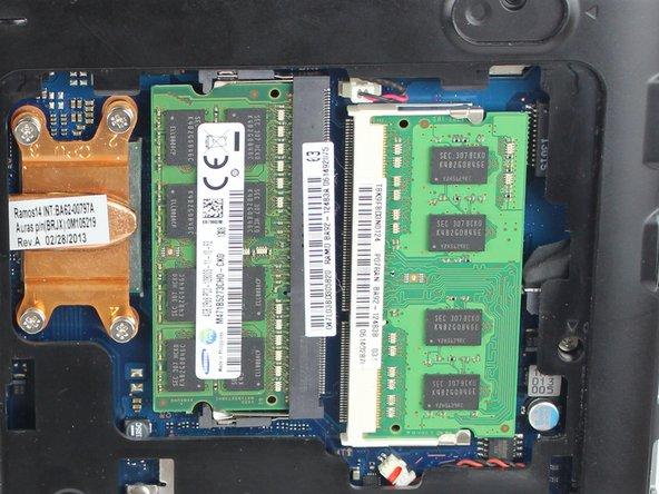 Samsung NP510R5E-A01UB RAM Replacement
