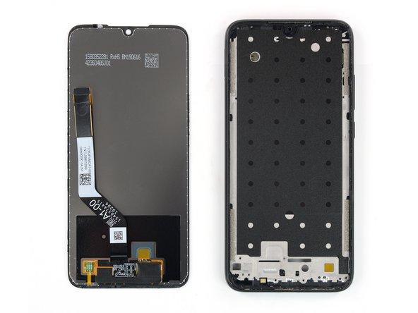 Xiaomi Redmi Note 7 Display ersetzen