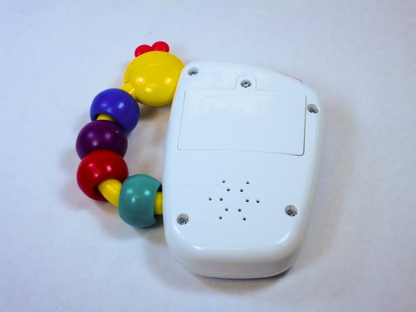Baby Einstein Take Along Tunes Battery Socket Replacement
