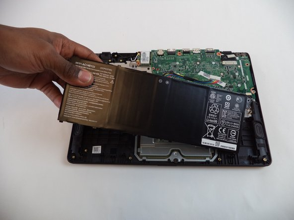 Acer Aspire E 11 Battery Replacement
