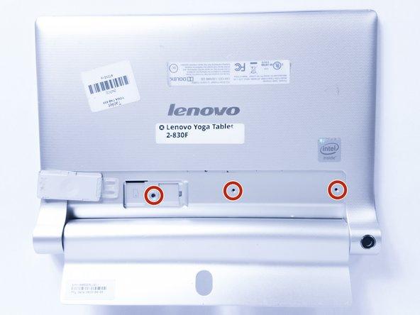 Remplacement de l'écran du Lenovo Yoga Tablet 2 830-F