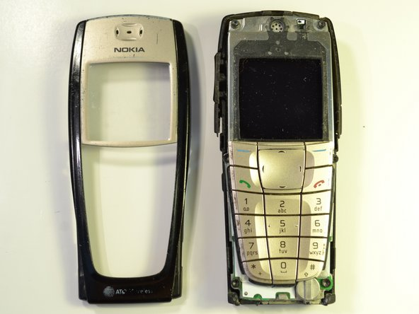 Nokia 6200 Classic Front Plate Replacement