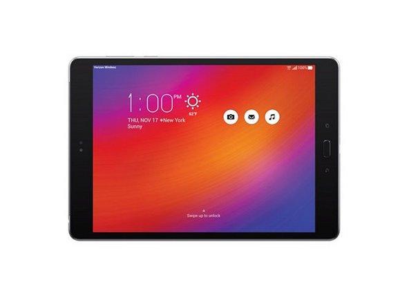Asus Zenpad 10 Touchscreen ersetzen
