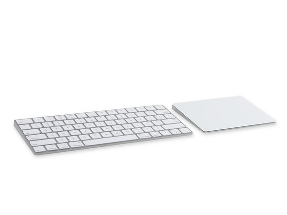 Let's compare notes and see what Apple has thought up for the Magic Trackpad 2.