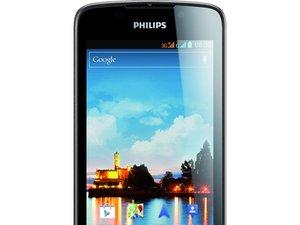 Philips Xenium W832 Teardown