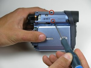 LCD Panel Removal