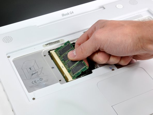 Pull the chip directly out from its socket.