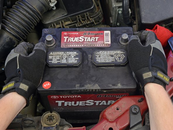 Car and Truck Battery Replacement