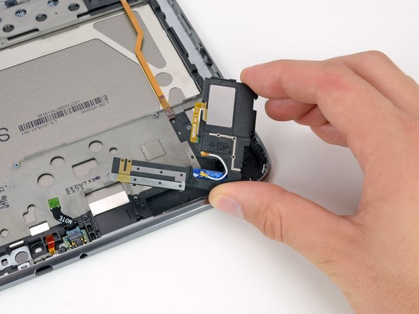 At this point, it appears that there are no more screws left to remove from the device.
