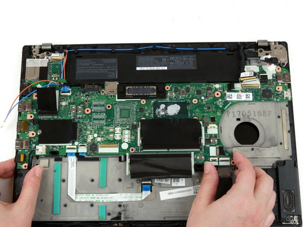 Lenovo ThinkPad T470 Motherboard Replacement