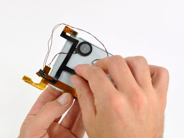 Nintendo DSi XL Camera Ribbon Replacement
