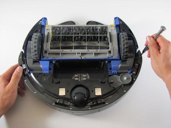 iRobot Roomba 655 Pet Series Front Bumper  Replacement
