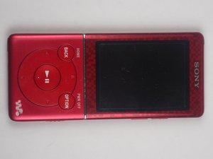 Sony Walkman NWZ-E473 Repair