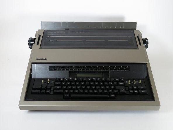 Disassembling Panasonic KX-E603 Case