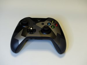 Xbox One Wireless Controller 1697 Teardown