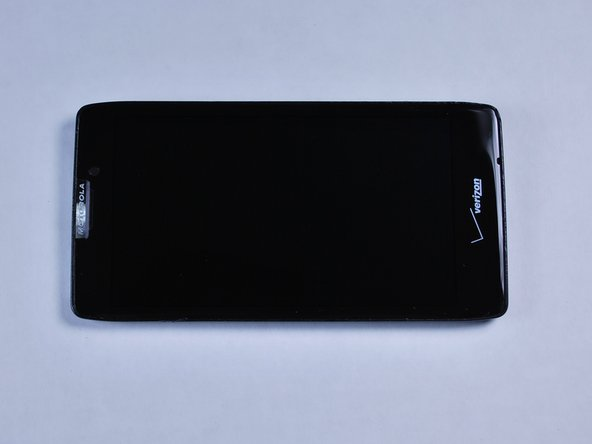 Motorola RAZR Maxx HD Screen Replacement