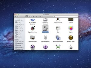 How to verify and repair Mac OS X Disk Permissions