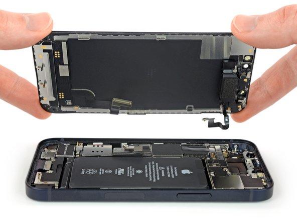 iPhone 12 mini Displayeinheit tauschen