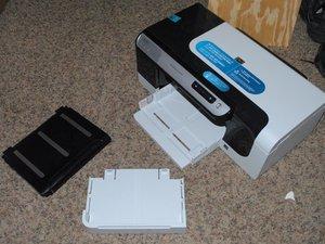 HP OfficeJet Pro 8000 Teardown