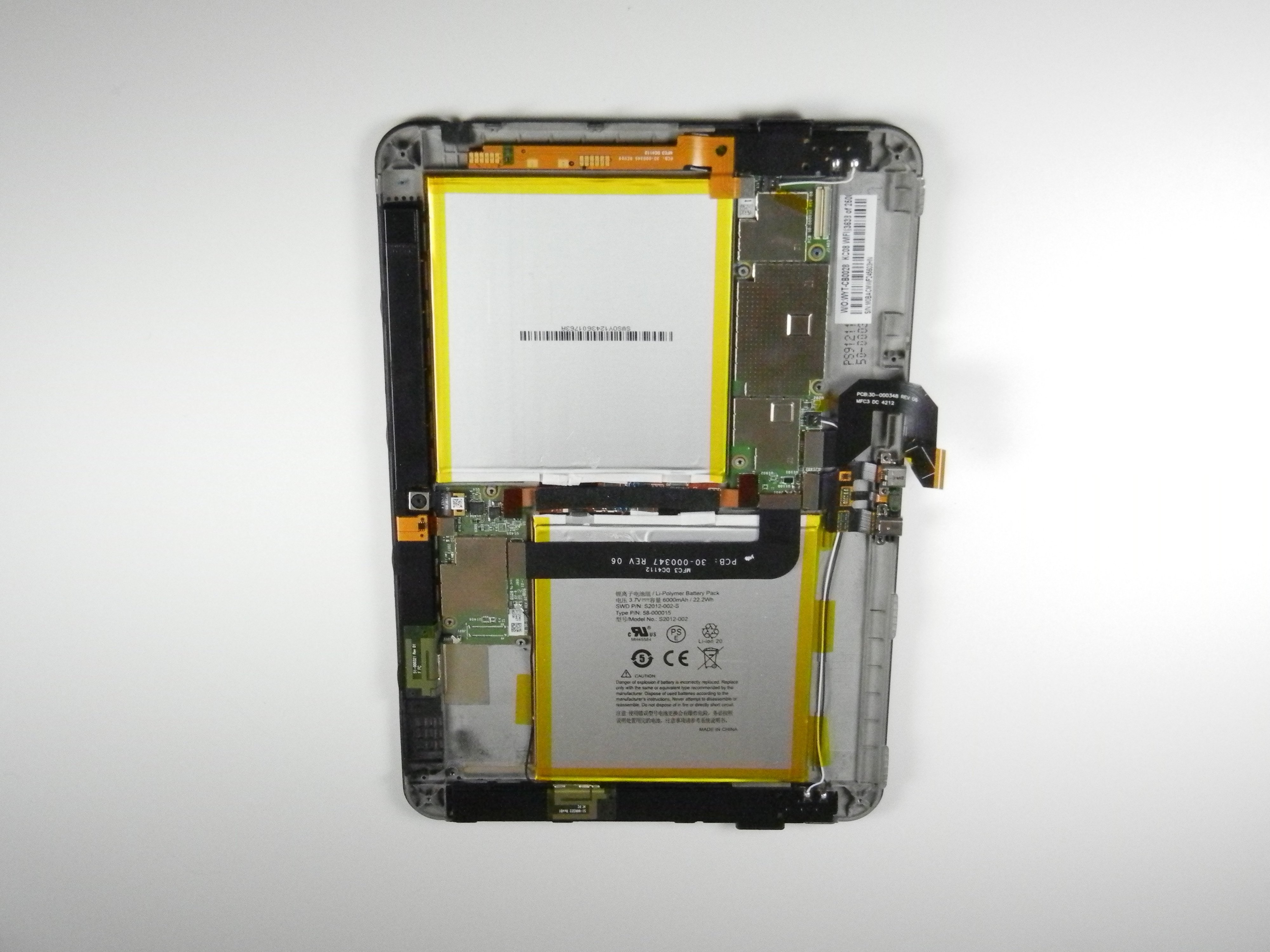 Amazon Kindle Fire Hd Battery Replacement