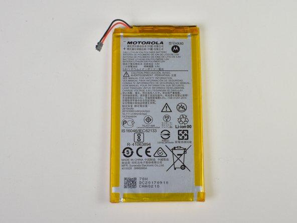 Sostituzione batteria Motorola Moto X4
