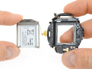 Reemplazo de la batería del Samsung Galaxy Watch