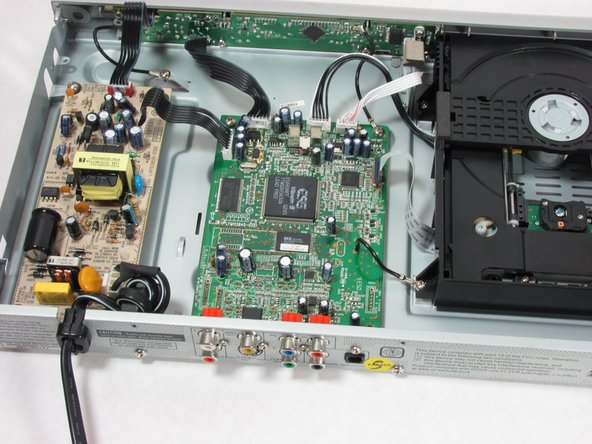 Philips DVP642 Disc Tray Replacement