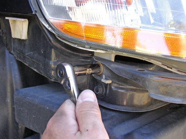 1998-2002 Honda Accord Headlights Replacement