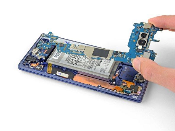 Sostituzione scheda madre Samsung Galaxy Note9