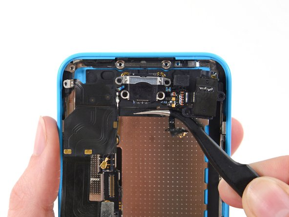 iPhone 5c Lightning Connector Assembly Replacement