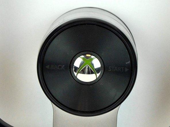 Xbox 360 Wireless Speed Wheel Xbox Button Replacement