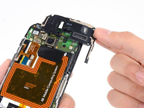 Motorola Moto X Headphone Jack/Speaker Assembly Replacement