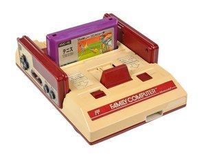 Nintendo Family Computer (Famicom) Repair