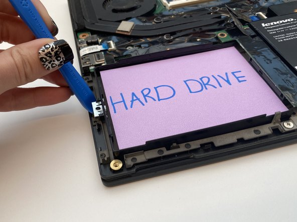 Lenovo ThinkPad T431S Hard Drive Replacement