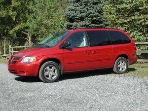 2001-2007 Dodge Caravan Repair