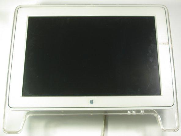 Apple Cinema Display M8149 LCD Screen Replacement