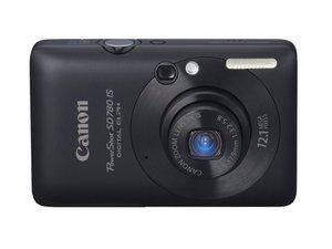 Canon PowerShot SD780 IS Repair