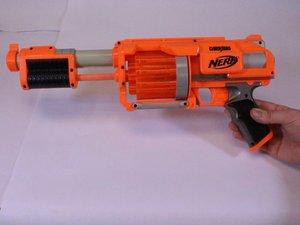 Nerf Dart Tag Furyfire Repair