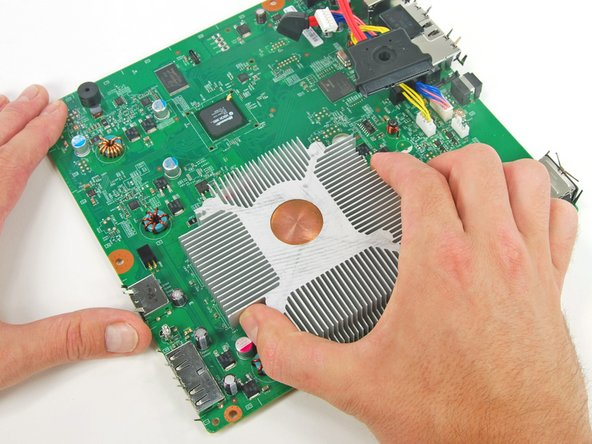 Heatsinks keep CPUs cool by dissipating the  heat into the surrounding environment.