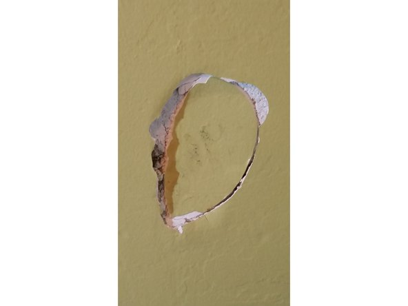 How To Patch A Hole In The Wall