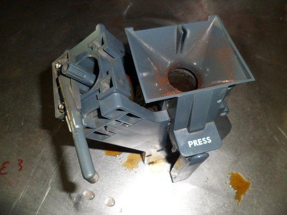 Saeco Incanto SBS Piston Head Seals / O-rings Replacement