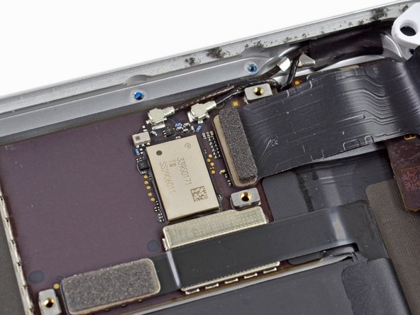 Our first exposed IC is one we've seen before, in the iPhone 5.